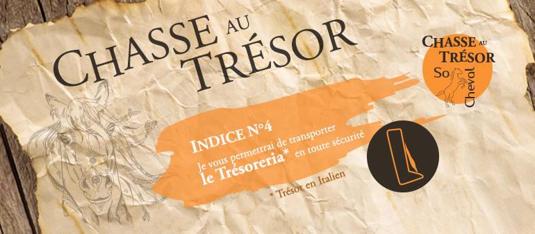 Indice n°4 de la Chasse au Trésor de So Cheval de l'été 2017