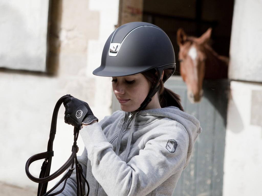 casque equitation samshield