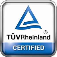 Certification TUV