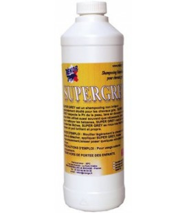 Supergrey shampoo