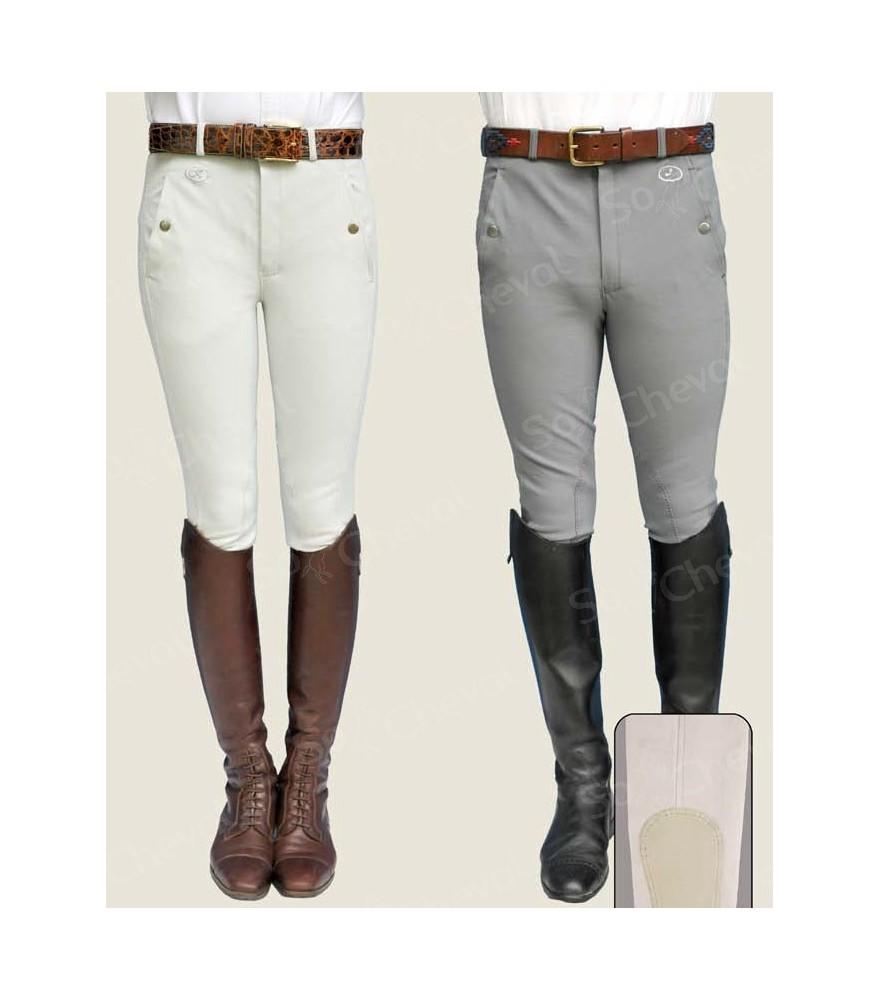 Pantalons d équitation 07daf306e303
