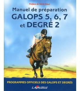 Galop 5 à 7, degrés 2