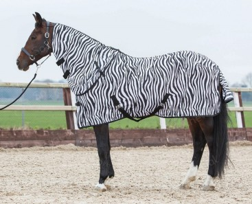 Chemise anti-mouches, zebra plume