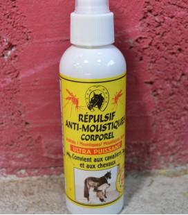 Anti-moustiques cavalier et cheval