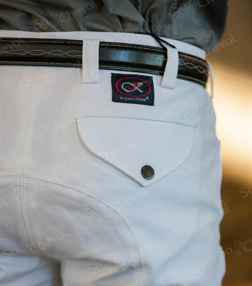 picked up so cheap how to buy Komutekir Mickael, culotte Homme d'équitation