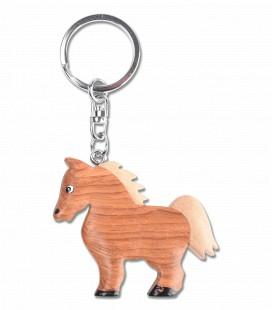 porte clé poney