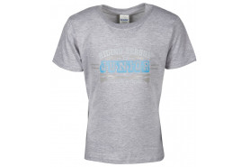 Shirt Junior, melange grey