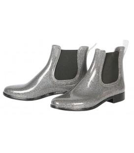 Boots jodhpur Glitter