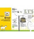 Glue n'trap anti insectes chevaux