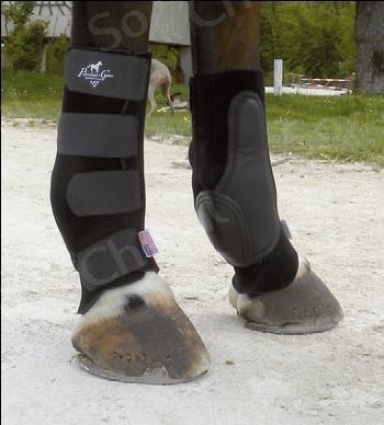Skid boots standard