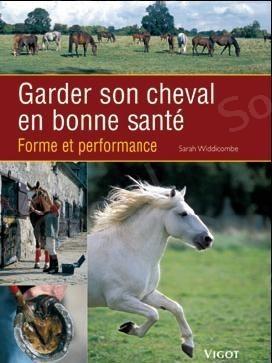 Garder son cheval en bonne santé