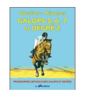 Question/réponse galop 5-7
