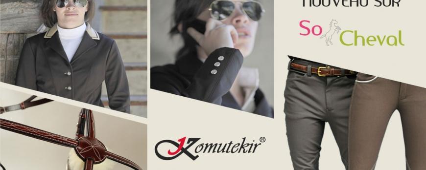 Komutekir - La marque, les produits