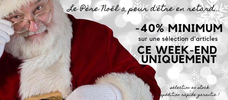 Noël en DANGER ! So Cheval aide le Père Noël avec sa sélection à -40% minimum !
